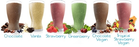 what-is-shakeology-list